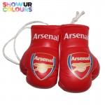 Arsenal Football Club (AFC) Mini Boxing Gloves
