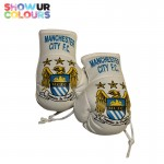 Manchester City (MCFC) Mini Boxing Gloves