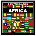 Show Your Colours Africa Bandana