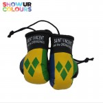 St. Vincent & The Grenadines Mini Boxing Gloves